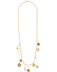 Chloé Coin Charm Necklace