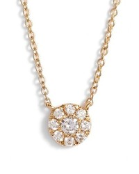 Bony Levy Ella Diamond Pendant Necklace