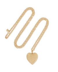 Carolina Bucci Florentine 18 Karat Gold Necklace