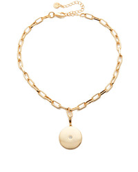 Jules Smith Designs Jules Smith Lucky Charms Choker Necklace