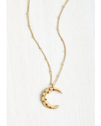 Kitsch Llc Crescent And Accounted For Necklace