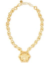 Versace Ladies Medusa Pendant Necklace