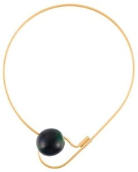 Marni Sphere Pendant Necklace