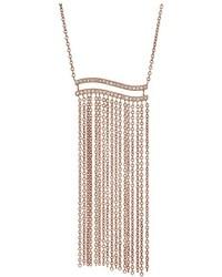 Michael Kors Michl Kors Wonderlust Long Tassel Pendant Necklace Necklace