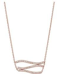 Michael Kors Michl Kors Wonderlust Pendant Necklace Necklace