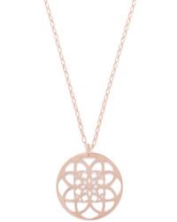 Bronzallure Rokoko Glamorous Pendant Necklace