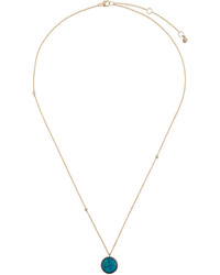 Astley Clarke Uranus Pendant Necklace