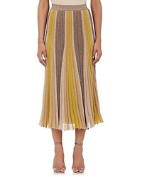 Pleated midi skirt medium 6834211