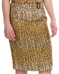 Pendleton Meru Skirt Washable Silk