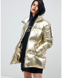 Tommy Hilfiger Icon Metallic Padded Jacket