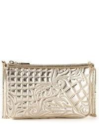 Versace Vanitas Quilted Clutch