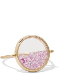 Aurelie Bidermann Aurlie Bidermann Chivor 18 Karat Gold Sapphire Ring