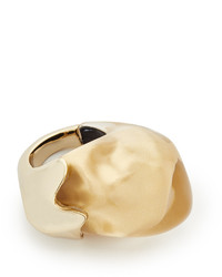 Alexis Bittar Domed Liquid Silk Cocktail Ring