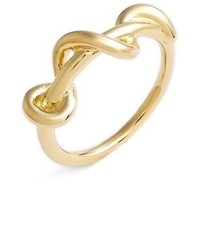Elizabeth and James Ray Coil Ring