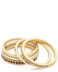 Madewell Filat Stacking Ring