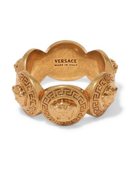 Versace Gold Tone Ring