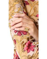 Versace Medusa Pinky Ring