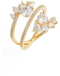 Nadri Cosmos Crystal Ring