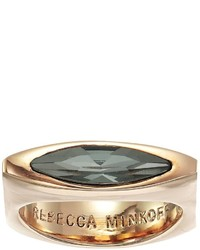 Rebecca Minkoff Sparkler Square Stacking Ring Ring