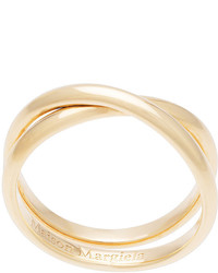 Maison Margiela Twist Band Ring