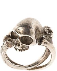 Werkstatt:Munchen Werkstattmnchen Cross Bones Skull Ring