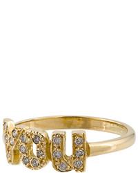 Natasha Zinko You Diamond Ring