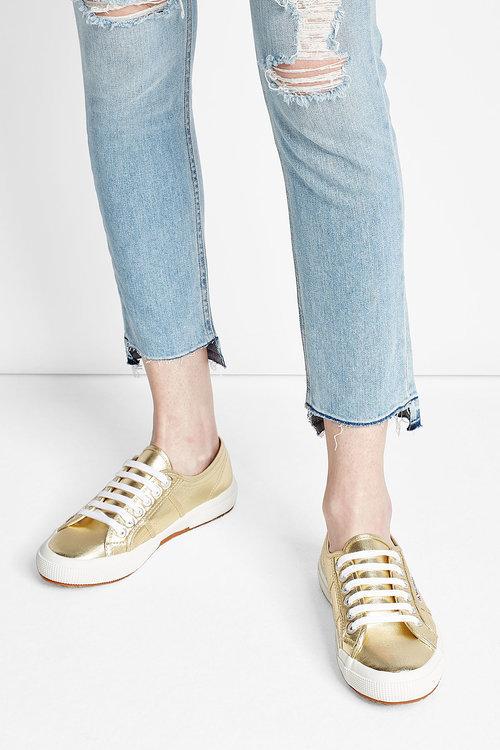 Superga 2750 Cotmetu Metallic Sneakers
