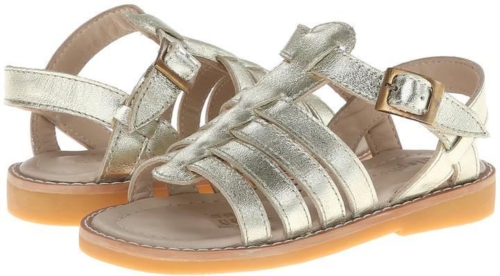 Elephantito Capri Sandal Girls Shoes