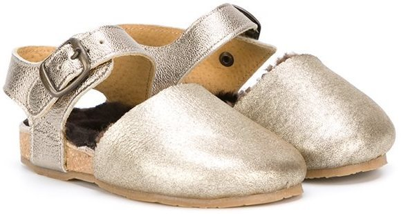 Pépé Pp Shearling Sandals