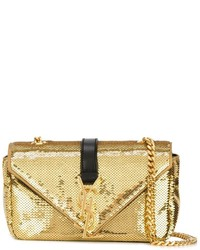 Saint Laurent Baby Monogram Chain Bag