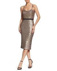 Dress the Population Emma Sequin Body Con Dress