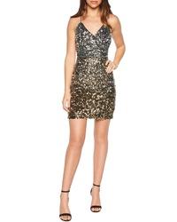 Bardot Glimmer Minidress