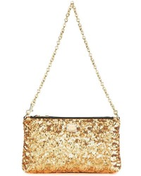 Dolce & Gabbana Sequin Clutch