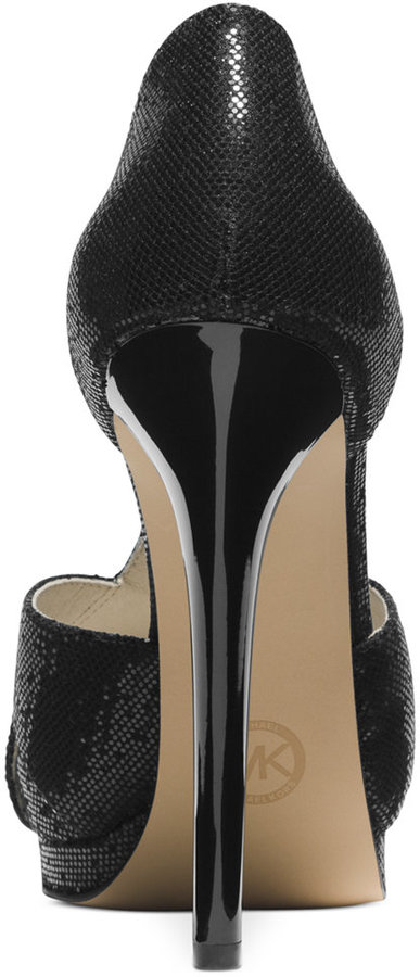 29246b4979a MICHAEL Michael Kors Michl Michl Kors Diana T Strap Platform Sandals ...