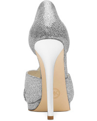 0027e507e00 ... MICHAEL Michael Kors Michl Michl Kors Diana T Strap Platform Sandals ...