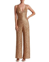Charlie sequin jumpsuit medium 1009331