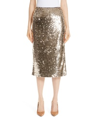 Lafayette 148 New York Casey Sequin Pencil Skirt