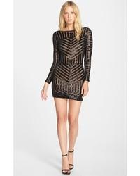 ... Dress the Population Lola Sequin Body Con Dress ... d6ddd736a