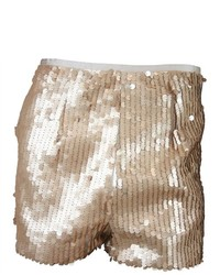 Finders Keepers Dare To Dream Sequin Shorts