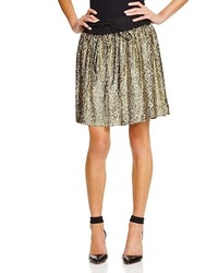 Essentiel Sequin Skirt