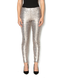May And July Inc Sequin Legging