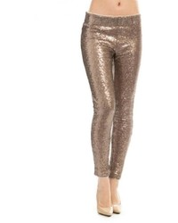 May June Sequin Skinny Pant