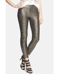 Lucy Paris Shasta Sequin Leggings