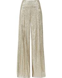 Sequin Wide Leg Pants for Women | Women's Fashion