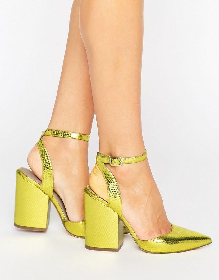 Asos Pick N Mix Pointed Heels