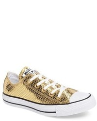 Converse Chuck Taylor All Star Snake Ox Sneaker