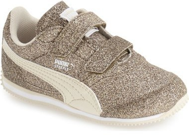 Puma Toddler Girls Steeple Glitz Sneaker