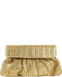 Metallic straw minibag medium 278177