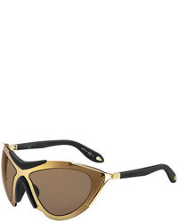 Givenchy Acetate Mask Sunglasses