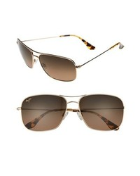 Maui Jim Breezeway 63mm Polarizedplus2 Sunglasses